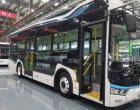 山西自主研发生产的第一批氢能源电动汽车续航里程达320公里