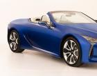 雷克萨斯正准备在9月29日在澳大利亚推出其全新的LC 500敞篷车