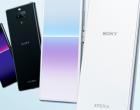 索尼已经在日本推出了一款新的智能手机 即索尼Xperia 8 Lite