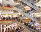 室内购物中心仍显示出其独特优势的能力