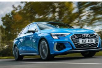 2020年奥迪S3轿车的首次驾驶测评