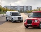 英国的出租车制造商进入商用车领域