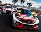 TCR澳大利亚系列赛开始了