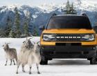 福特汽车发布了一款带有Sport前缀的Bronco SUV的新广告