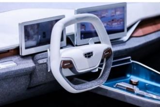 吉利和腾讯考虑对自动驾驶技术进行联合测试的可能性
