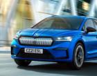 全新的斯柯达Enyaq iV通过新的Sportline车型获得了额外的满足感