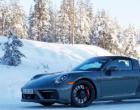 新款保时捷911 GTS将于2021年发布之前以Targa形式出现