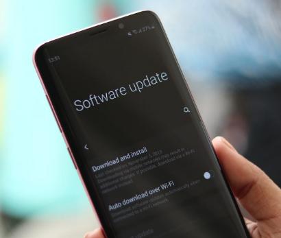 三星Galaxy S9现在获得2021年的第四次Android安全更新