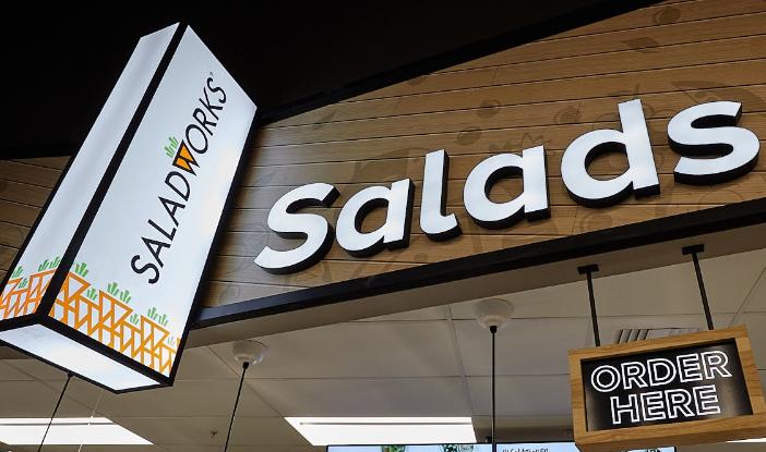 Saladworks将通过沃尔玛和幽灵厨房合作伙伴关系进行扩展