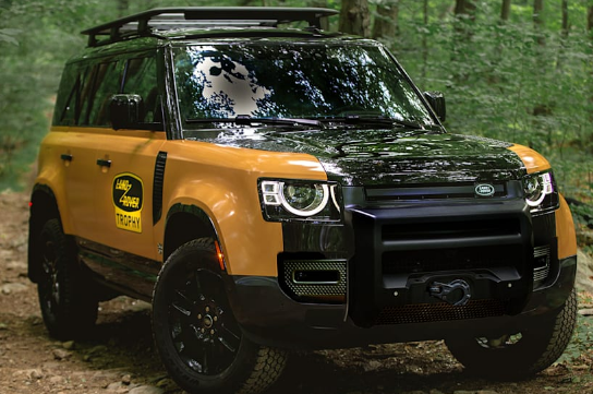 Land Rover宣布将生产限量版的经典 Defender